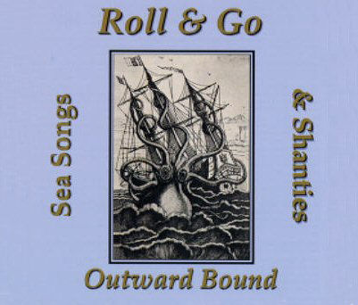cover of CD Outward Bound by Roll & Go - 28159 Bytes