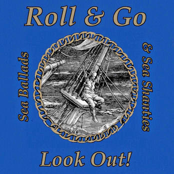 Cover of CD Roll & Go: Look Out!